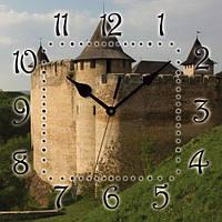 Настенные Часы Panorama Хотинская Крепость