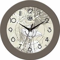 Настенные Часы Fashion Серые Оттенки