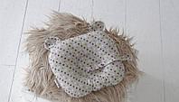 Детская подушка для новорожденных Мишкины ушки