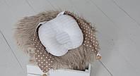 Детская подушка для новорожденных Грызушка