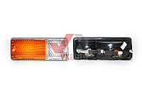 Подфарник ВАЗ 2106 черный корпус на клемму Формула света к-т