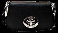 Оригинальная женская сумочка DAVID DJONES черного цвета TNY-020711, фото 1