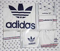 Подарочный набор Adidas для новорожденного,на выписку, 10 предметов