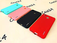 TPU чехол Smitt накладка бампер для Xiaomi RedMi 4X (5 цветов)