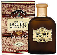 Double Whisky Gold Label туалетная вода 100ml