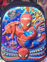 """Школьный рюкзак """"Человек паук""""."""