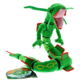 Плюшевая игрушка Покемон Рейкваза (Pokemon Rayquaza), мягкая плюшевая игрушка покемон 80 см