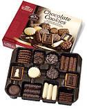 Печиво пісочне з шоколадом асорті Lambertz Compliments, 500 р., фото 3