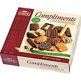 Печиво пісочне з шоколадом асорті Lambertz Compliments, 500 р., фото 4