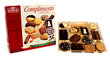 Печиво пісочне з шоколадом асорті Lambertz Compliments, 500 р., фото 5
