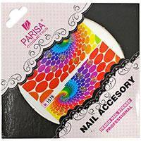 Наклейки для ногтей (водные, фотодизайн) Design Nail Sticker 1579