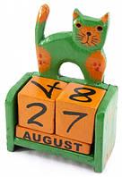 Вечный Календарь Кот