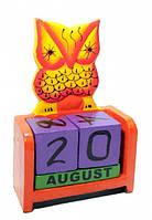 Вечный Календарь Сова