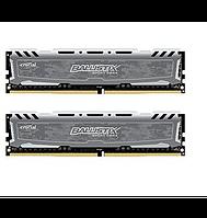 Оперативная память 8 GB (4x2)  Crucial DDR4 2400 MHz (BLS2C4G4D240FSB)