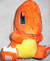Игрушка Покемон Чармандер (Pokemon Charmander) мягкая игрушка 30 см