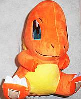 Игрушка Покемон Чармандер (Pokemon Charmander) мягкая игрушка 20 см
