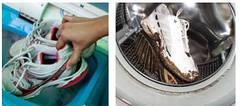 Как стирать кроссовки в стиральной машине и руками от А до Я