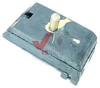 Подушка двигателя нижняя ЗАЗ 1102 квадратная