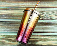 Термокружка Starbucks Stainless Steel Cold to Go 473 мл