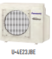 Наружный блок мультисплит-системы Panasonic U-4E23JBE, фото 2