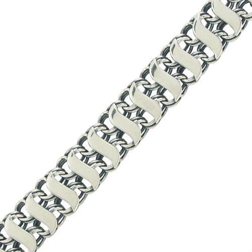 Мужские серебряные цепочки