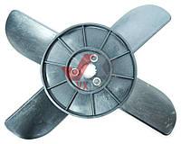 Вентилятор ВАЗ 2101 4 лопасти черный
