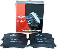 Колодка тормозная ЗАЗ 1102 передняя Vortex к-т