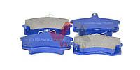 Колодка тормозная ВАЗ 2110 передняя ЕзАТИ к-т