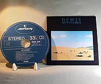 CD диск Demis Roussos - Attitudes