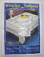 Скатерть Виниловая Ажурная 150х225, фото 1