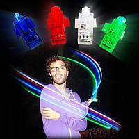 Підсвітка пальців Laser Finger, насадки / Подсветка пальцев - Laser Finger (проектор Лазер Фингер)