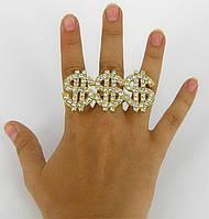 Перстень $$$ / Оригинальный перстень Доллары