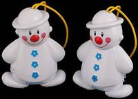 Радіоняня Веселі Клоуни / Портативная беспроводная Радио няня Веселые Клоуны, Снеговики детектор плача ребёнка