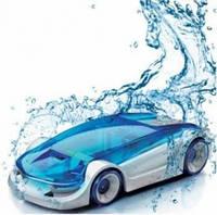 Іграшка-гаджет Автомобіль на солоній воді / Конструктор Машинка, работает от соленой воды