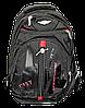 Отличный мужской рюкзак черного цвета PVY-053155