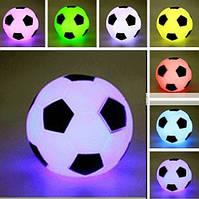 Міні світильник-хамелеон Футбольный М'яч / Мини светильник-хамелеон Футбольный Мяч (детский сувенирный ночник)