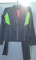Спортивный костюм трикотаж 323-4