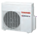 Наружный блок мультисплит-системы Toshiba RAS-3M26UAV-E, фото 2