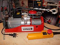 Лебедка электрическая, тельфер KRAFT (Einhell) K-SZ 600