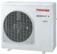 Наружный блок мультисплит-системы Toshiba RAS-4M27UAV-E, фото 2