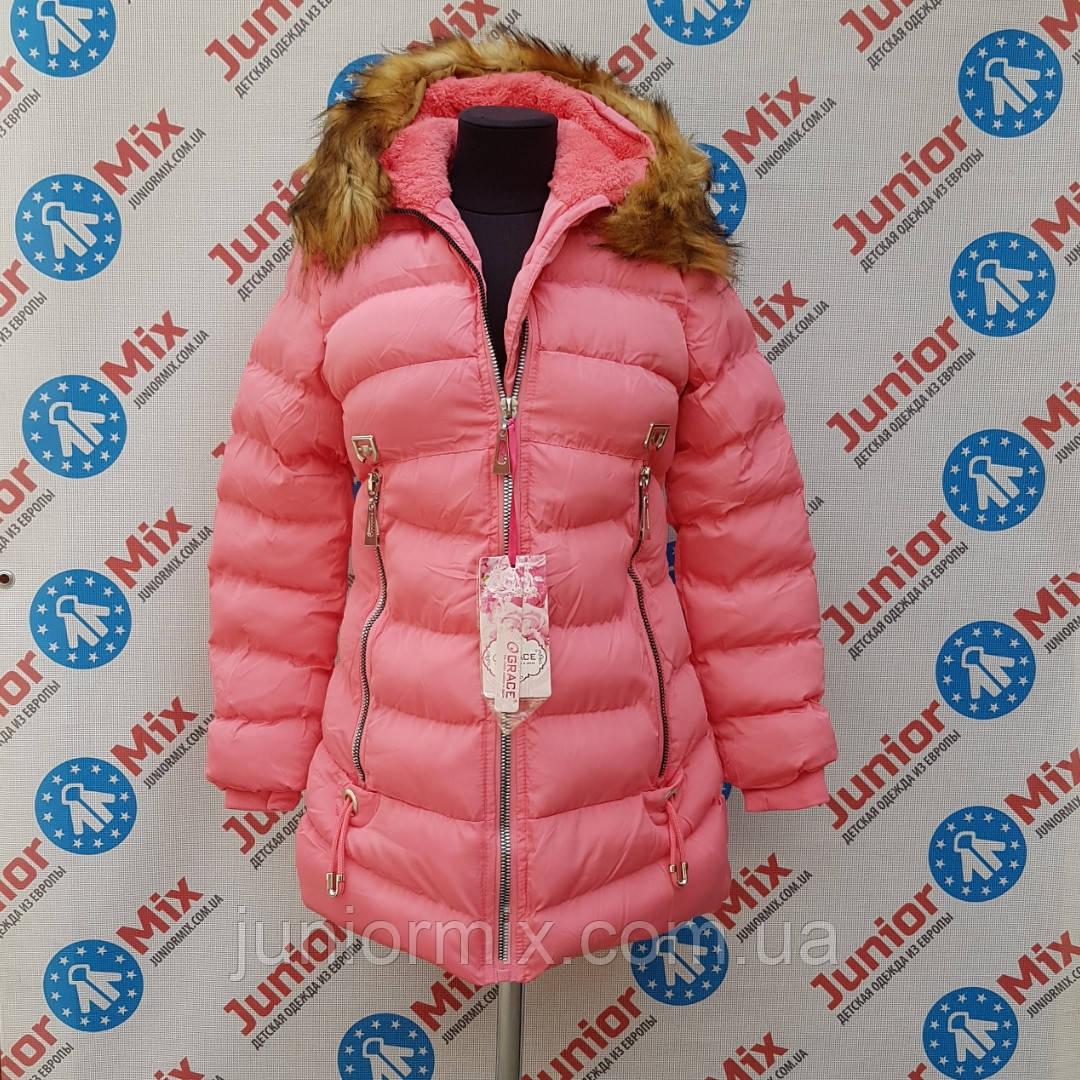 b3226f060fc3df GRACE зимние детские подростковые куртки для девочек оптом. ВЕНГРИЯ, фото 2  ...