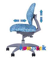 Ортопедическое регулируемое кресло для детей от 5 до 16 лет ТМ FunDesk Голубой SST9 Blue