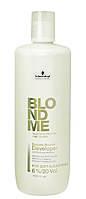 Бальзам-проявитель 6% 20 Vol.1000мл.BLONDME Premium Care Developer