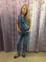 Брюки, джинсы,комбинезоны для девочек