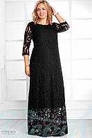 Эксклюзивное вечернее платье 52,54,56,58