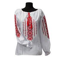 Украинская рубашка вышиванка Геометрия