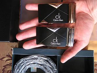 Ремень Calvin Klein с автоматическими пряжками