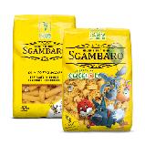 Макароны детские Sgambaro La Pasta Cuccioli (из муки твердых сортов), 500 г., фото 3