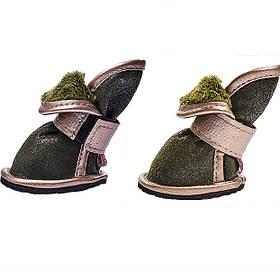 """Pet Fashion Ботинки для собак """"Кросс"""" утепленные, размер 2"""