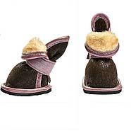 """Pet Fashion Ботинки для собак """"Кросс"""" утепленные, размер 3, фото 4"""